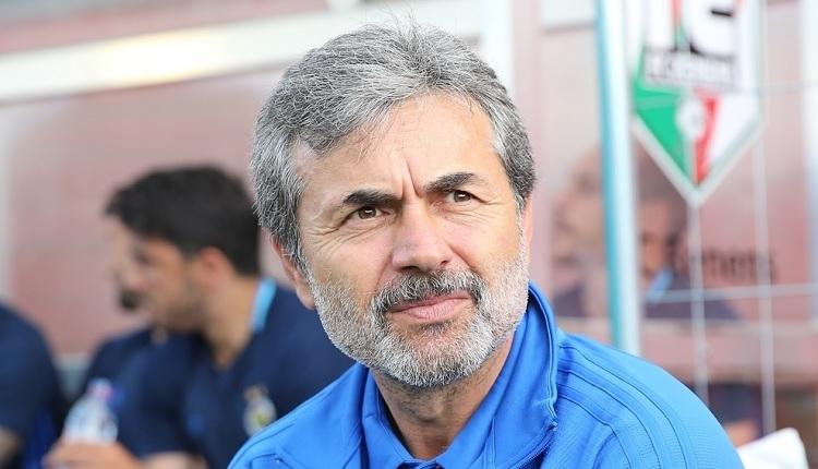 Fenerbahçe'de Aykut Kocaman: 'Taraftarlara söz veriyorum...'