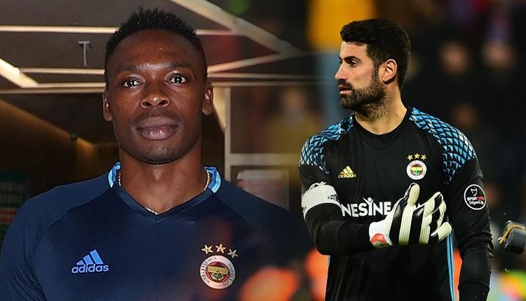 Fenerbahçe'de Carlos Kameni mi Volkan Demirel mi? Aykut Kocaman'ın kararı...
