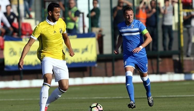 Fenerbahçe'de Düzce'de kasasını doldurdu, bağışladı