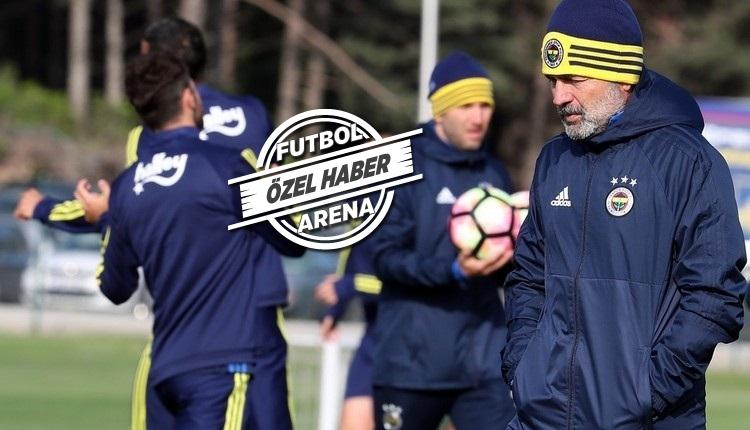 Fenerbahçe'de golcü transferinde düğmeye bastı