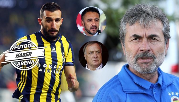 Fenerbahçe'de hocalar Mehmet Topal'dan vazgeçmiyor