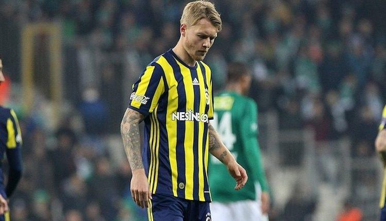 Fenerbahçe'de Kjaer için kritik saatler