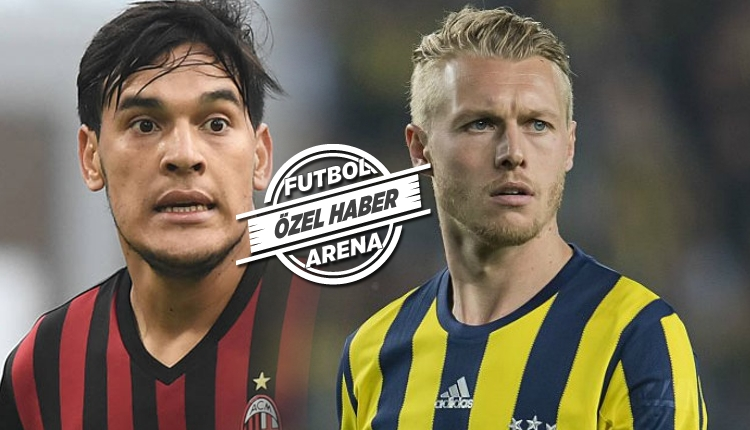 Fenerbahçe'de Kjaer'in yerine Gustavo Gomez mi?
