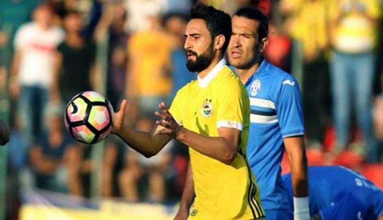 Fenerbahçe'de Mehmet Ekici'den sevindirici haber