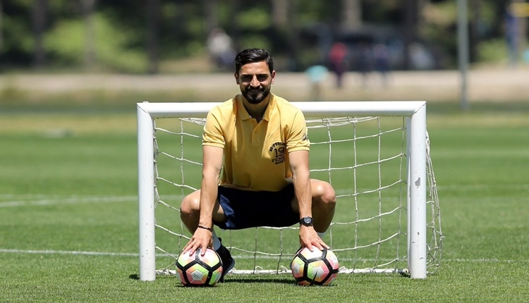 Fenerbahçe'de Mehmet Ekici'nin ilk golleri (İZLE)