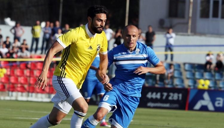 Fenerbahçe'de Mehmet Ekici'nin sakatlığında son durum