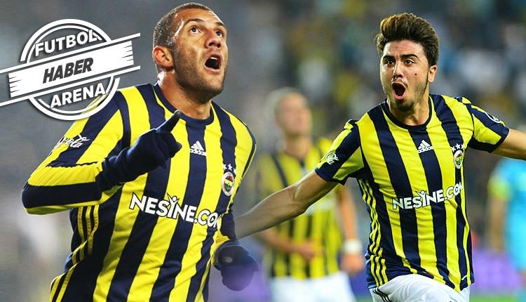 Fenerbahçe'de Ozan Tufan ve Fernandao'ya özel diyet programı