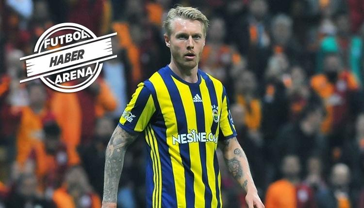 Fenerbahçe'de Simon Kjaer dönüyor