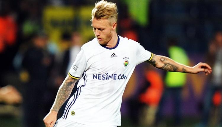 Fenerbahçe'de Simon Kjaer'e Sevilla'nın transfer teklifi