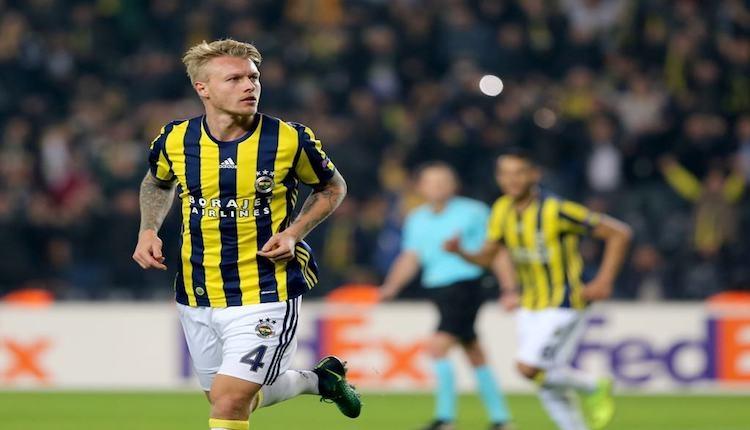 Fenerbahçe'de Simon Kjaer'e transfer izni çıktı