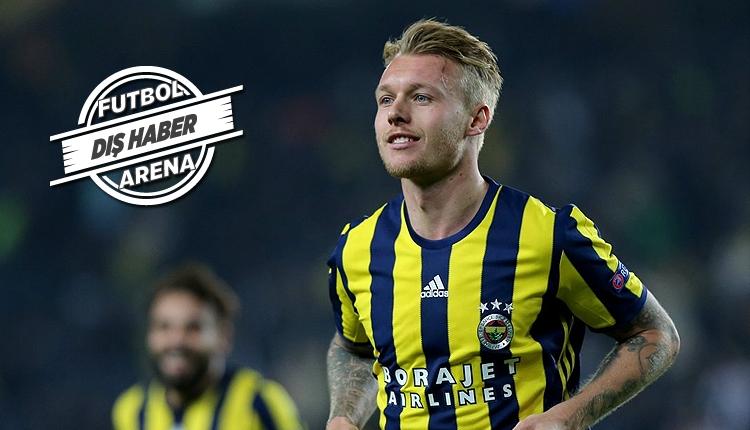 Fenerbahçe'de Simon Kjaer'in menajeri açıkladı