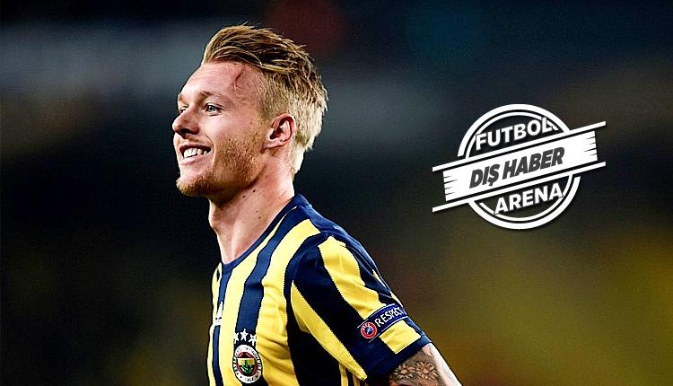 Fenerbahçe'de Simon Kjaer'in menajeri konuştu
