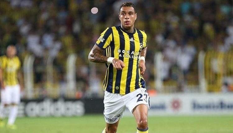 Fenerbahçe'de Van der Wiel'e İngiltere'den transfer talibi