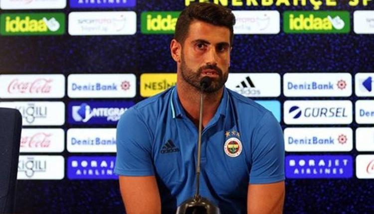 Fenerbahçe'de Volkan Demirel: 'Ben rekabete hazırım'