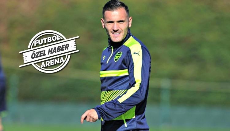 Fenerbahçe'de Lucas Perez transferinde son durum