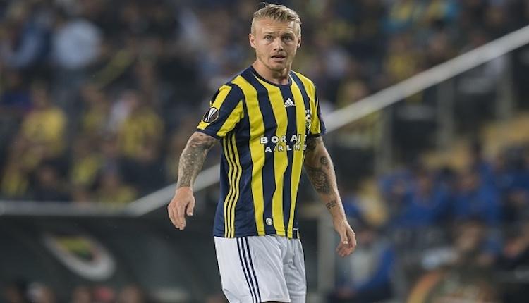 Fenerbahçeli Simon Kjaer'e Lille kancası