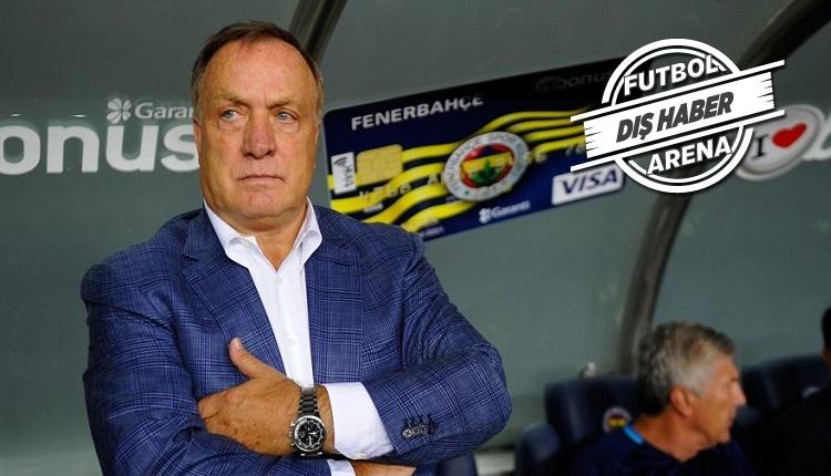 Fenerbahçeli Van Persie için Advocaat'ın yardımcısından itiraf