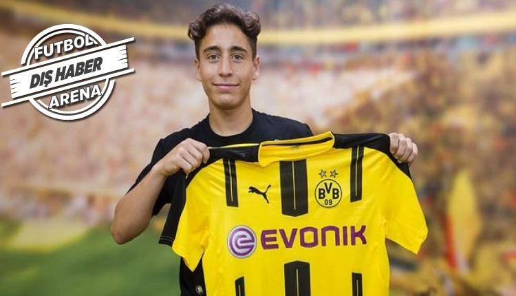 Fenerbahçe'nin Emre Mor transferinde Dortmund'dan açıklama