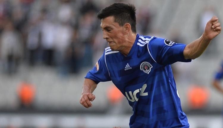 Fenerbahçe'nin istediği Andre Castro, Göztepe ile anlaştı