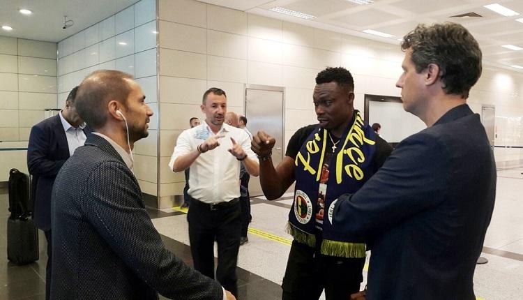 Fenerbahçe'nin yeni transferi Kameni İstanbul'da!
