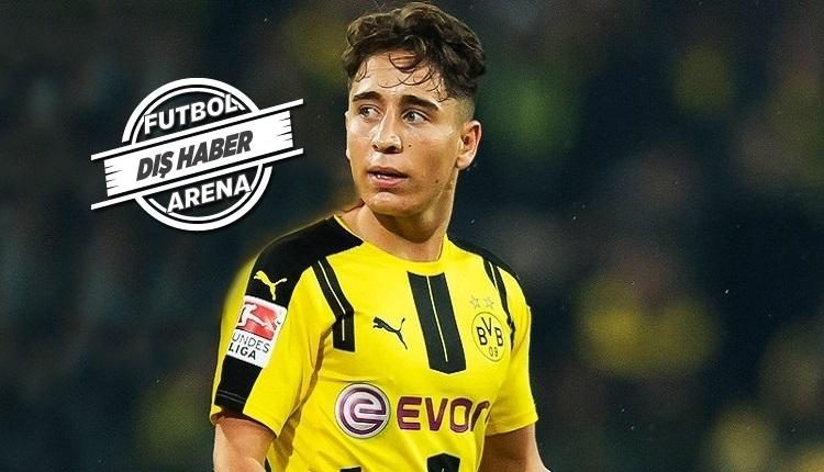 Fenerbahçe'ye Emre Mor transferinde sevindirici haber! Hannover
