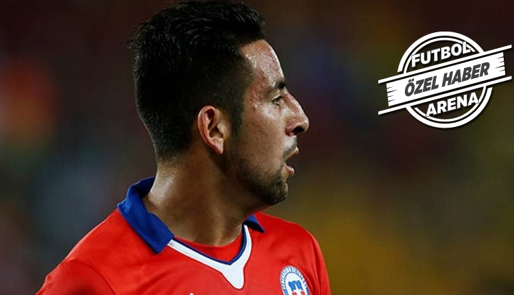 Fenerbahçe'ye Mauricio Isla transferinde bir müjde daha!