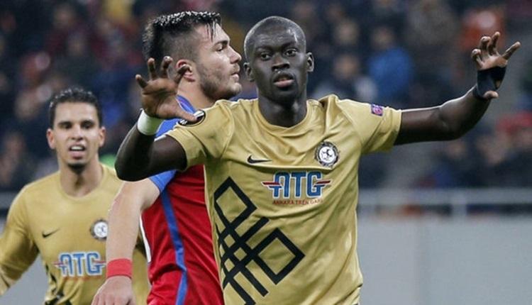 Galatasaray, Badou Ndiaye transferini KAP'a bildirdi