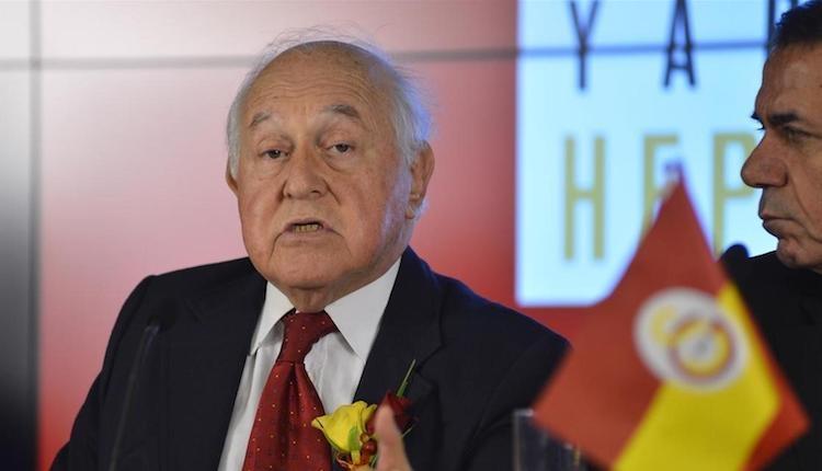 Galatasaray eski başkanı Duygun Yarsuvat: ''Takım değil Dursun Özbek değişmeli''