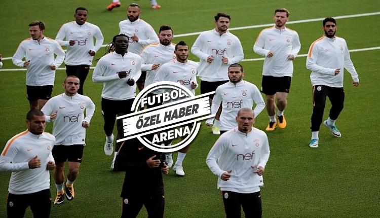 Galatasaray, Eskişehirspor ile hazırlık maçı oynayacak