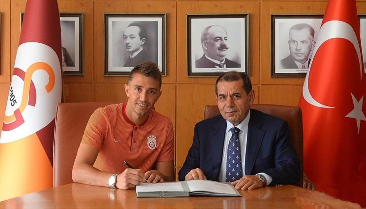 Galatasaray Muslera ile sözleşme yeniledi! Maaşı...