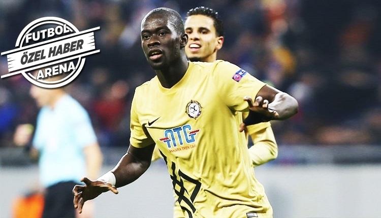 Galatasaray Ndiaye ile transferde anlaştı!