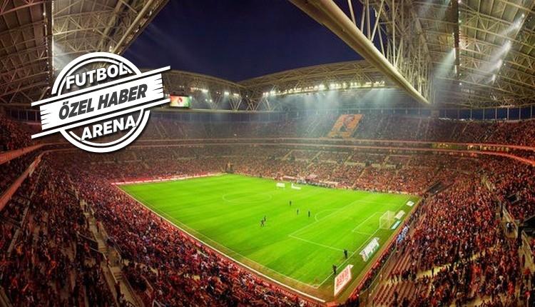 Galatasaray - Östersunds maçında 1 bilet satılmadı