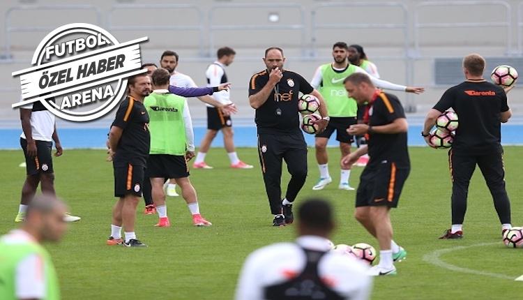 Galatasaray yönetiminden 'kamp' kararı