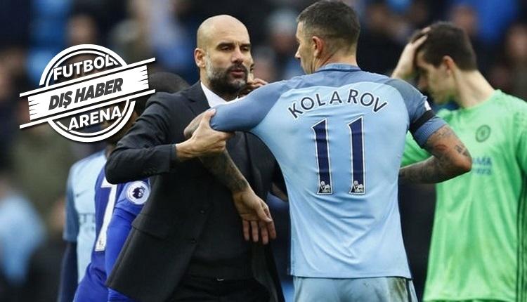 Galatasaray'a Kolarov transferinde kötü haber