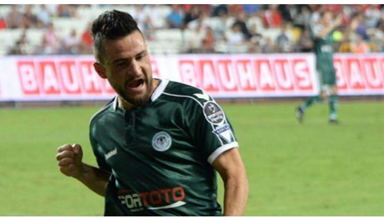 Konyasporlu Ömer Ali Şahiner'den Galatasaray'a flaş gönderme