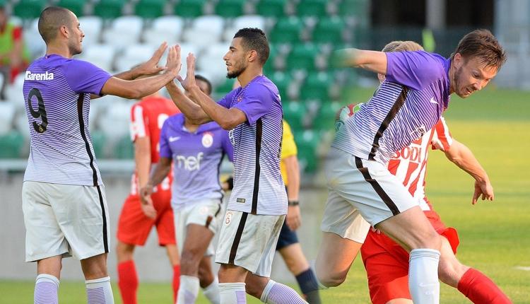 Galatasaray'a Martin Linnes müjdesi