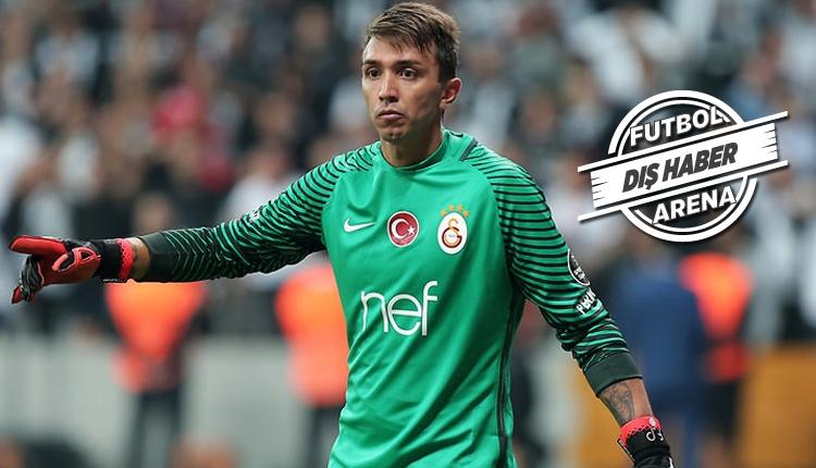 Galatasaray'a Muslera için Napoli'den teklif
