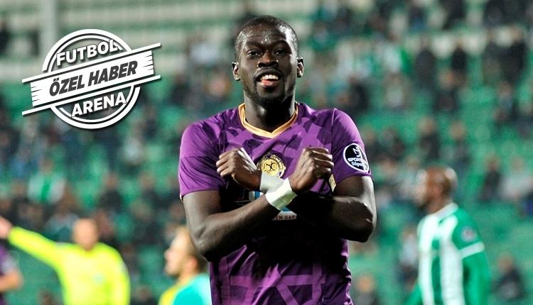 Galatasaray'a Osmanlıspor'dan Ndiaye tepkisi