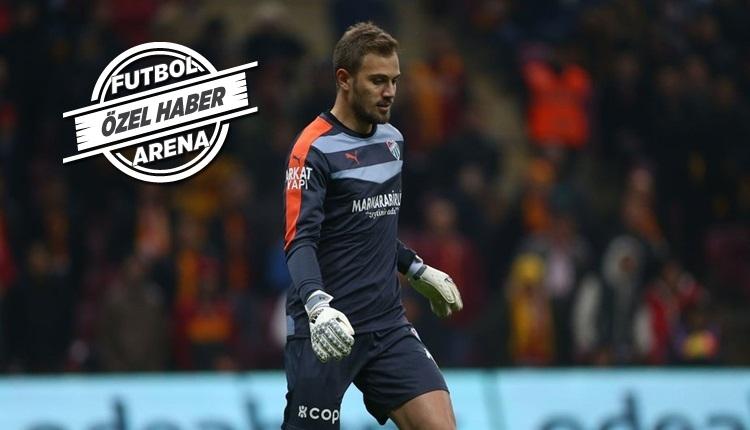 Galatasaray'a transferde Medipol Başakşehir'den Mert Günok çalımı