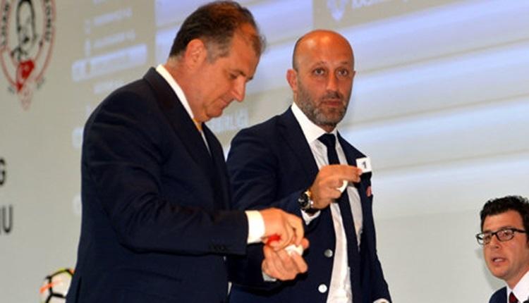 Galatasaray'da Cenk Ergün'den fikstür ve Sneijder yorumu