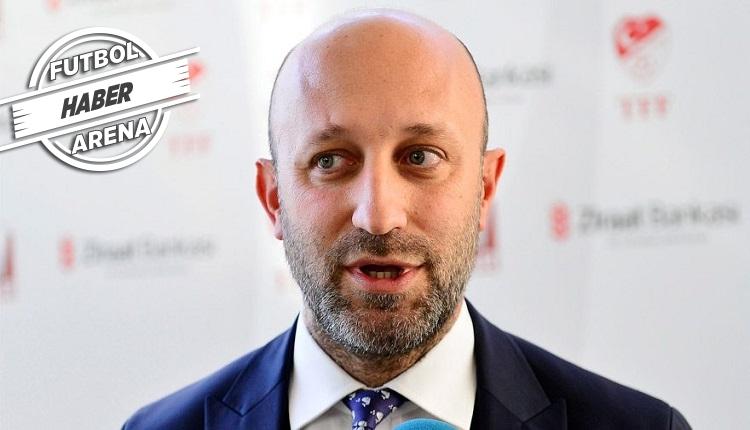 Galatasaray'da Cenk Ergün'den transfer açıklaması! 'Volkan Şen, Feghouli, Ndiaye, Fellaini, Denayer'