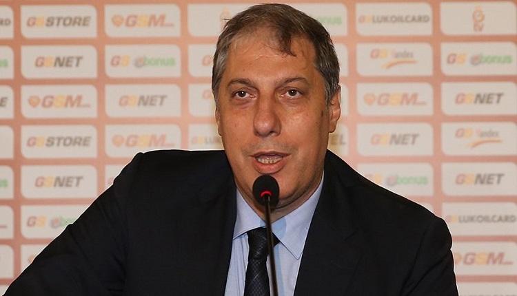Galatasaray'da eski yönetici Levent Nazifoğlu'ndan şok sözler! 'Transferde yapılanlar...'