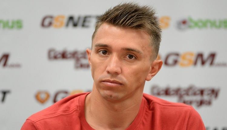 Galatasaray'da Fernando Muslera: ''Teklif etseler hiç düşünmeden kabul ederim''