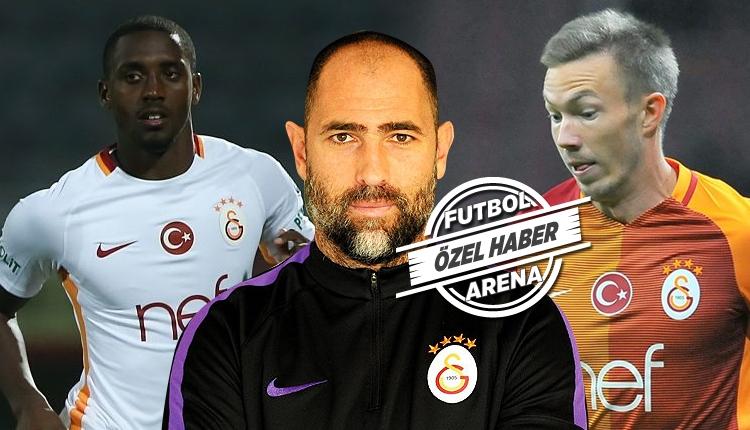 Galatasaray'da Igor Tudor'dan Martin Linnes ve Lionel Carole kararı