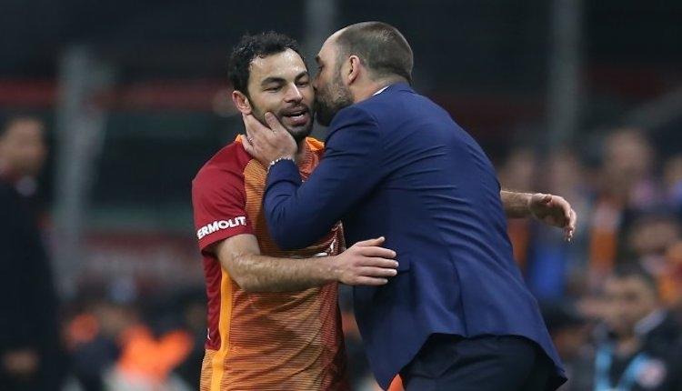 Galatasaray'da Igor Tudor'dan Selçuk İnan'a: ''Seni kurban seçtiler''