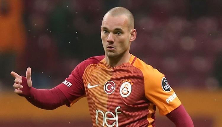 Galatasaray'da Igor Tudor'dan Wesley Sneijder için keskin karar
