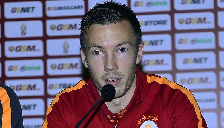 Galatasaray'da Martin Linnes'ten Östersunds maçı yorumu