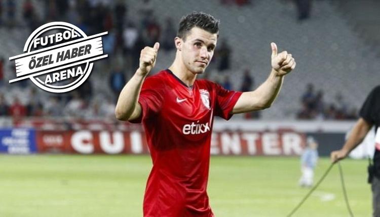 Galatasaray'da Sebastien Corchia transferinde sıcak gelişme