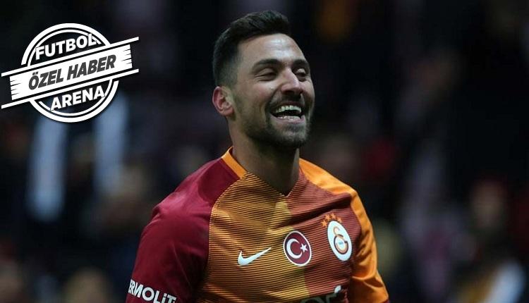 Galatasaray'da Sinan Gümüş transfer krizi