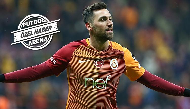 Galatasaray'da Sinan Gümüş'ten transfer kararı